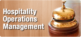 Hospitality Operations Management